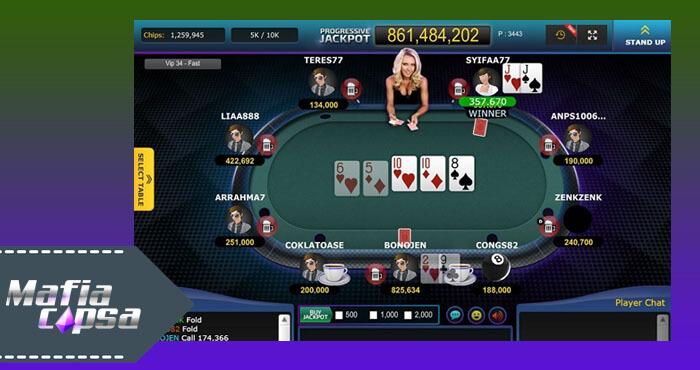 Alasan Para Bet Mania Main Poker Remi