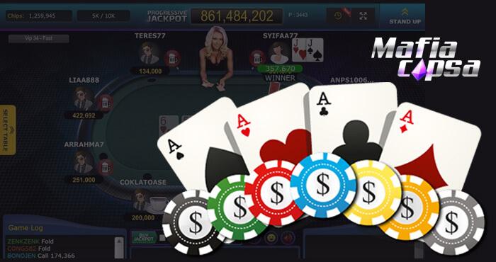 Bermain Poker Remi Terpercaya di Mafiacapsa