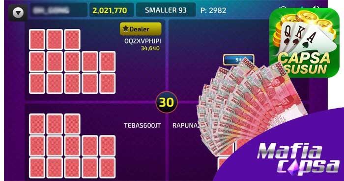 Mafiacapsa Permainan Capsa Susun Online Uang Asli di Indonesia