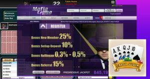 Permainan di Situs Capsa Susun Online Mafiacapsa