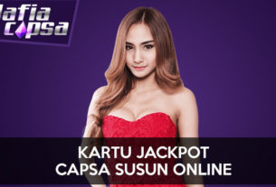 Kartu Jackpot Capsa Susun Online