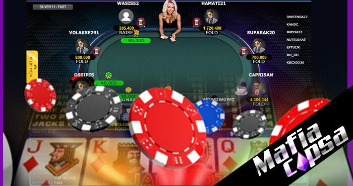Panduan Cara Main Poker Remi di Putaran Awal Pre Flop