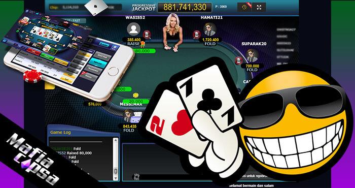 Peringkat Kombinasi Poker Remi Online