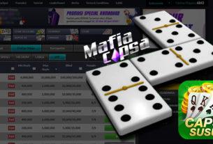 Mafiacapsa Situs Capsa Susun Online dan Bandar QQ Terpopuler