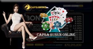 Permainan Capsa Susun Online Populer